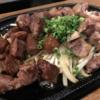 かごしま空港ホテルのレストランでも霧島市名物の「あご肉」が味わえる