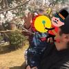 【子育て】息子、2歳4か月へ。保育園入園おめでとう!!