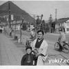 昭和30年代の長野市の風景