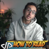 Youtube review Ali Abdaal - How I Read 100 Books a Year - 8 Tips for Reading More:超多忙医師が一年間に100冊読み切る8つのアイデア