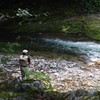 米代川水系釣行