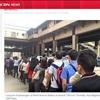 フィリピン 韓国鉄道に大激怒!!