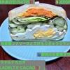 🚩外食日記(547)    宮崎ランチ   🆕「オラデルテカカオ(L'OLADELT.E CACAO) 」より、【自家製ツナソースとてげもりきゅうりサンド】【豚肉の生姜焼きサンド】‼️