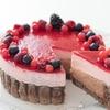 ラズベリーショコラ・シャルロットケーキの作り方