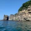 #北海道旅行②小樽の青の洞窟