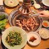【漢南洞】ミシュラン掲載!高級な雰囲気で食べる炭火タッカルビ@세미계/セミゲ