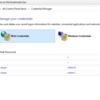 PowerShell も Windows Store Apps 同様に Windows.Security.Credentials namespace を使って認証情報を管理できるようにしてみる