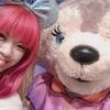 ♡ 10/15-16 香港ディズニー メイちゃんとぱしゃり ♡