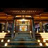 毎年8月9日開催の石川県輪島市岩倉寺の千日参りにいってきました。XF10-24大活躍。
