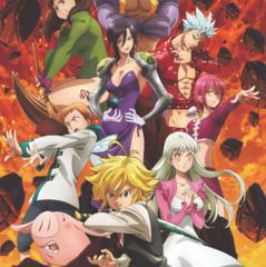 TVアニメ新シリーズ『七つの大罪 憤怒の審判』ティザービジュアルを大公開‼︎