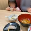 錦糸町PARCOの匠 がってん寿司で子連れランチ