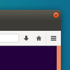 Ubuntu 17.10でFirefoxのスクロールバーの表示が何か変なのを直す
