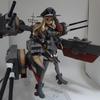 AGP Bismarck drei 艦娘編