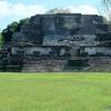 ベリーズ マヤ遺跡公園アルツンハのピラミッド群