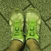 隅田川テラス11キロ:ペースは少しずつ上がって来た
