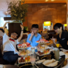 week24 【ハイソ】シェラトン都ホテルでアフタヌーンティー