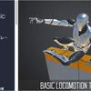 Third Person Controller - Basic Locomotion Template セットアップが超簡単!三人称視点&RTSでキャラを操作するテンプレート