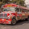 中南米でのバス・タクシーの乗り方と役立つスペイン語
