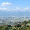 国府津から曽我丘陵と渋沢丘陵を歩く