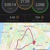 待ちに待った週末 - LSD3時間からの30km走