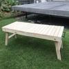 庭キャンプ用ローテーブルをDIY 其の参 組立て完成 と HGUCズゴック製作 其の7 三体目の素組み完成