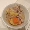 【日記】ぽぽいCOOK「肉じゃが/混ぜて詰めるだけなピーマンの肉詰め/よだれ鶏」