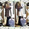 【着画】【コーディネート】~21年2月19日のコーディネート  プチプラ 今日のコーデ プチプラコーデ 主婦ブログ