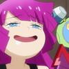遊☆戯☆王SEVENS 第11話 雑感 いつものロミンちゃんは仮の姿、本当は腹ペコさんなのだ。
