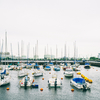 横浜から見た別の海。