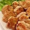 簡単!フライパンで「鶏むね肉とタイムのチキンナゲット風」作り方・レシピ。