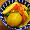 【1食72円】ココナッツオイルdeスープカレーのダイエットレシピ~鶏胸肉に野菜とキノコでヘルシー仕上げ~