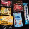 お菓子祭り!夏に向けてチョコ新商品は減ってるがクッキー系は沢山出てきたよ!