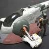 ボバ・フェットの宇宙船「スレーヴI」には夢が詰まっている