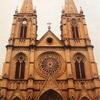 あの国にこんな立派な大聖堂が!
