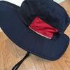 【ミニマリストの持ち物】今年買って正解だった帽子。登山にも日常使いにもTeflon Safari Hat。