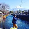 7日(日)富士宮で開催予定の第71回ますつり大会は中止