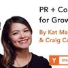 スタートアップの PR とコンテンツマーケティング (Startup School 2018 #13, Kat Mañalac & Craig Cannon)