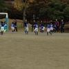こてはし台ガーデンフットボール大会(2年生)
