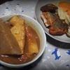 【おでんリメイク】カレーおでん~晩御飯の記録~