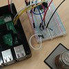 Raspberry Piで感圧センサー(ALPHA-MF02-N-221-A01 )の情報取得するところまで