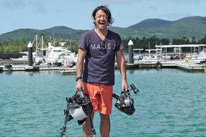 「いま写真の力を信じよう」水中写真家 鍵井 靖章さんが発信を続ける理由