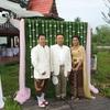 異国の結婚式