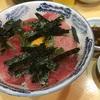 大阪市中央卸売市場内の定食屋さん「天新」