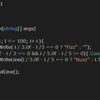 "C#で""FizzBuzz問題""に挑む!Main内で五行達成。"