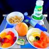 クロアチア航空ビジネスクラス・謎の機内食【ドブロブニク→チューリッヒ】