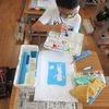 3年生:図工 あの日あのときの気持ち