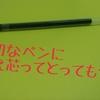 大切なペンに替え芯ってとっても便利です^^