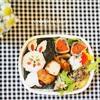 中秋の名月弁当/My Homemade Moon Lunchbox/ข้าวกล่องเบนโตะไหว้พระจันทร์