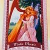 ♡2017-09-15のカード♡  音楽、本当の自分への目覚め