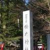 お礼参りに神社へ(2)